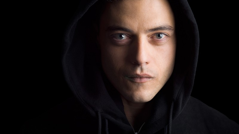 Rami Malek ve filmu  / Mr. Robot
