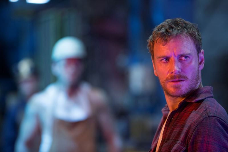 Michael Fassbender ve filmu X-Men: Apokalypsa / X-Men: Apocalypse