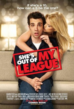 Plakát filmu Na tuhle nemám / She's Out of My League