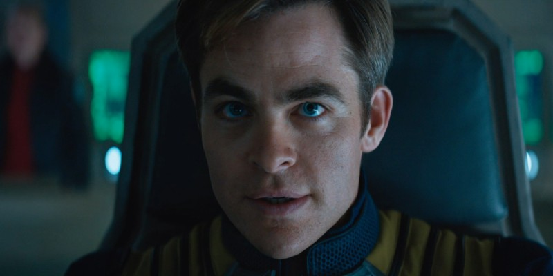 Chris Pine ve filmu Star Trek: Do neznáma / Star Trek Beyond