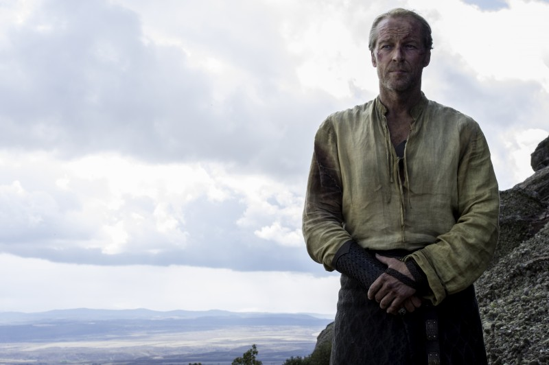 Iain Glen ve filmu Hra o trůny / Game of Thrones