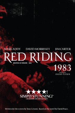 Plakát filmu Vraždy v Yorkshiru: 1983 / Red Riding: In the Year of Our Lord 1983