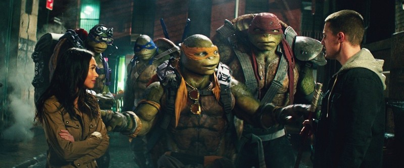 Fotografie z filmu Želvy Ninja 2 / Teenage Mutant Ninja Turtles: Out of the Shadows