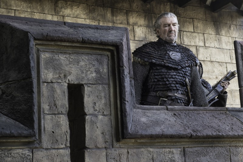Clive Russell ve filmu Hra o trůny / Game of Thrones