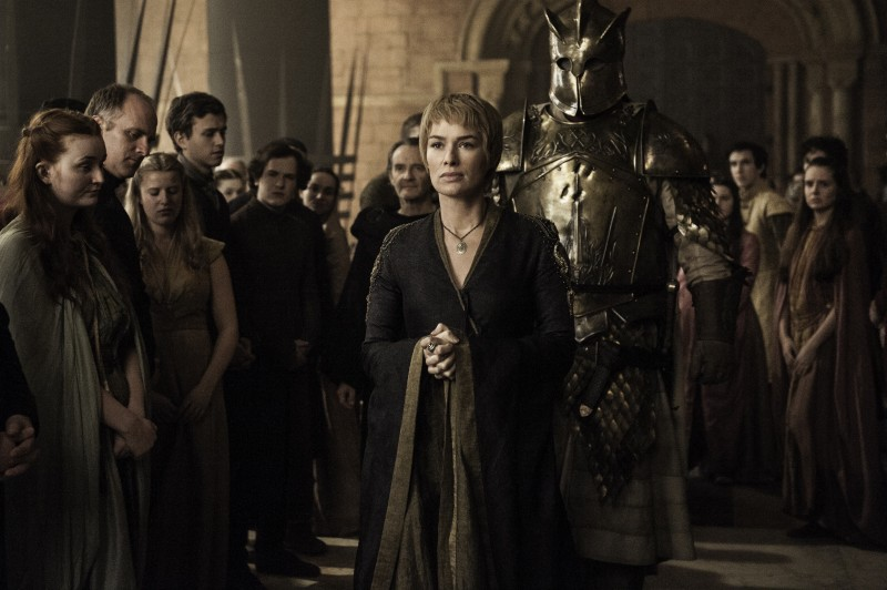 Lena Headey ve filmu Hra o trůny / Game of Thrones