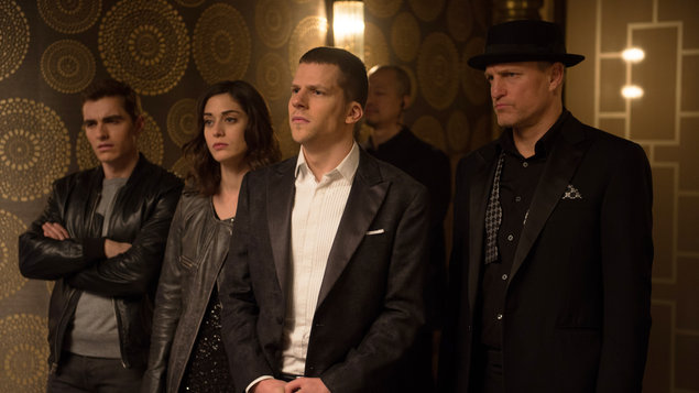 Fotografie z filmu Podfukáři 2 / Now You See Me 2