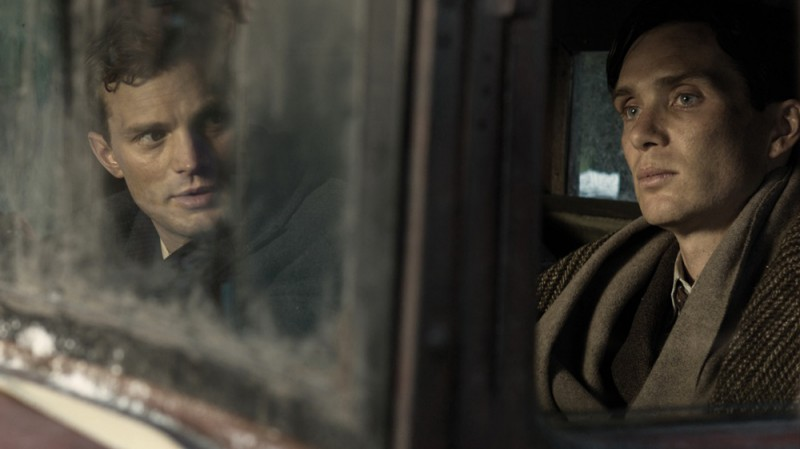 Cillian Murphy, Jamie Dornan ve filmu  / Anthropoid