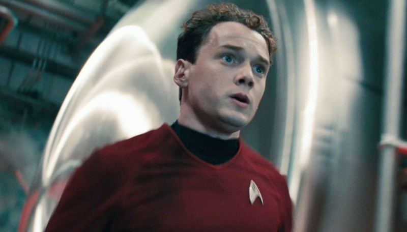 Anton Yelchin ve filmu Star Trek: Do neznáma / Star Trek Beyond