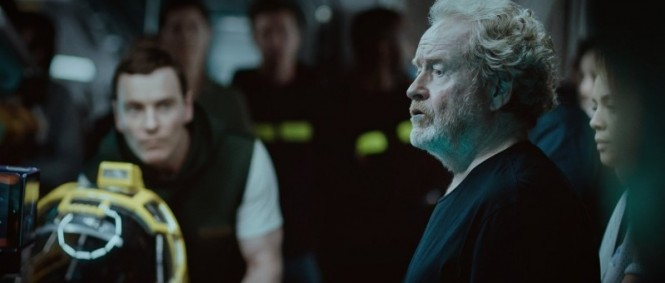 Ridley Scott natočí pro TNT sci-fi sérii Raised by Wolves