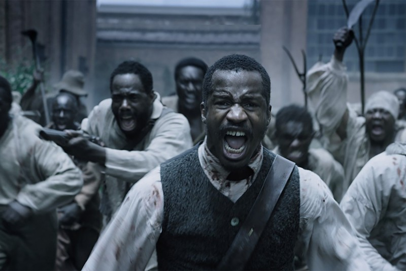 Nate Parker ve filmu Zrození národa / The Birth of a Nation