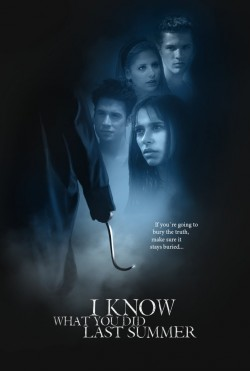Plakát filmu Tajemství loňského léta / I Know What You Did Last Summer