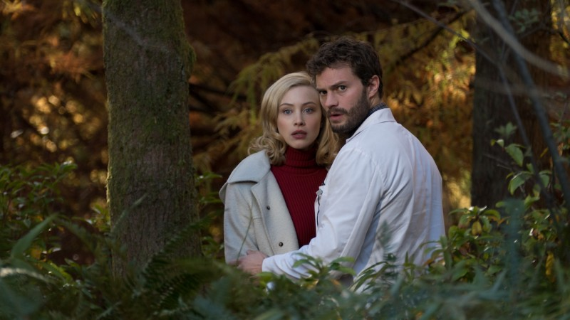 Jamie Dornan, Sarah Gadon ve filmu Devátý život Louise Draxe / The 9th Life of Louis Drax