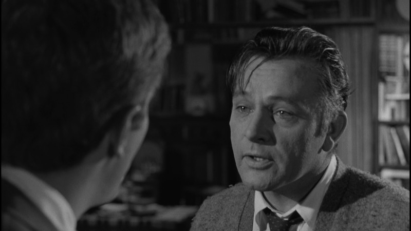 Richard Burton ve filmu Kdo se bojí Virginie Woolfové? / Who's Afraid of Virginia Woolf?