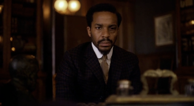 Andre Holland ve filmu Knick: Doktoři bez hranic / The Knick