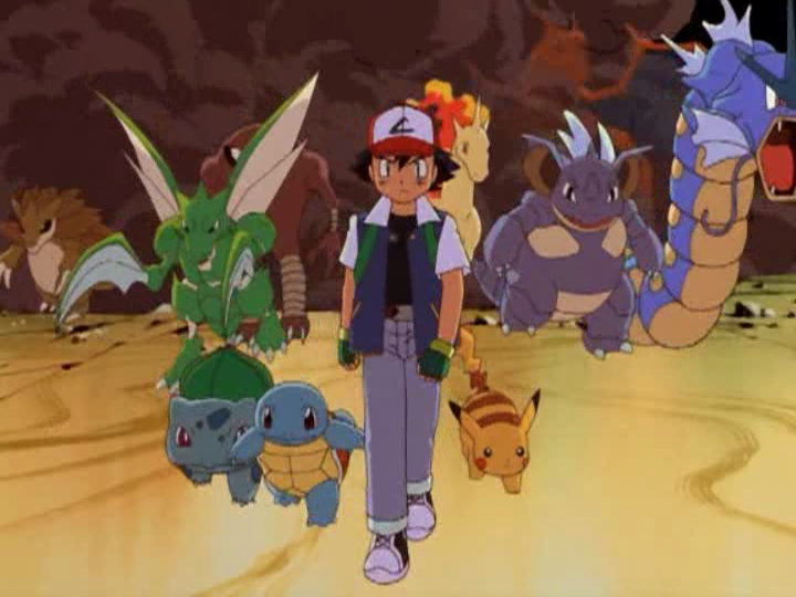 Fotografie z filmu  / Pokemon: The First Movie - Mewtwo Strikes Back