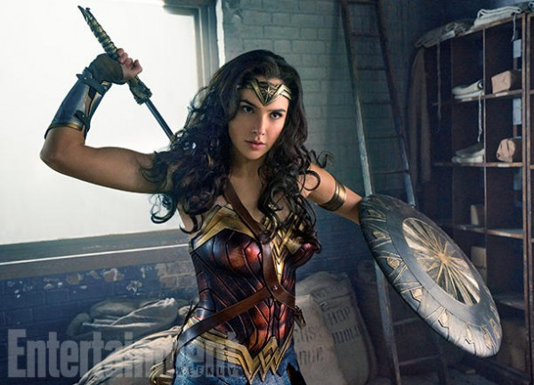 Gal Gadot ve filmu  / Wonder Woman