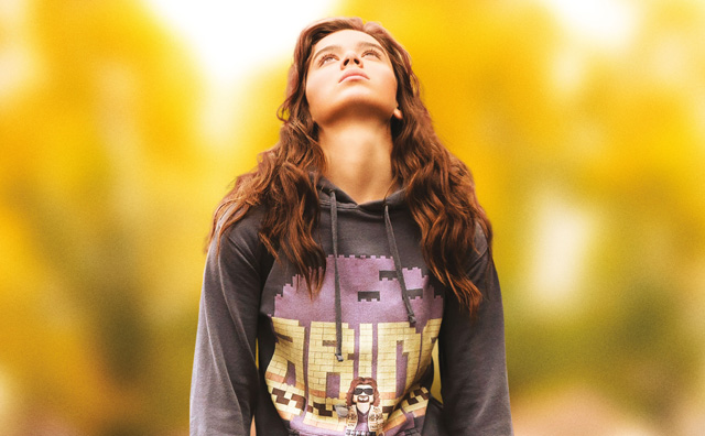 Hailee Steinfeld ve filmu  / The Edge of Seventeen