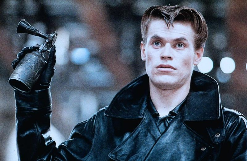 Willem Dafoe ve filmu Ohnivé ulice / Streets of Fire