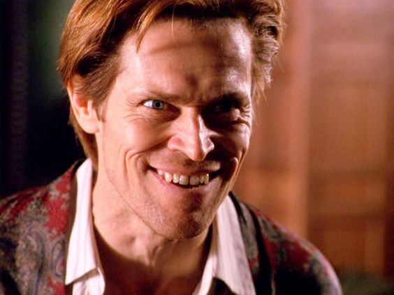 Willem Dafoe ve filmu Spider-Man / Spider-Man