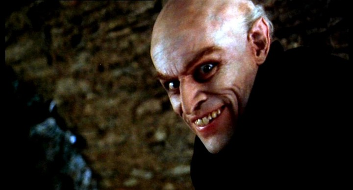 Willem Dafoe ve filmu Ve stínu upíra / Shadow of the Vampire