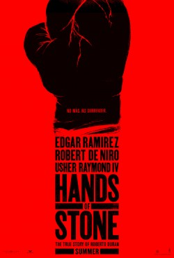Hands of Stone - 2016