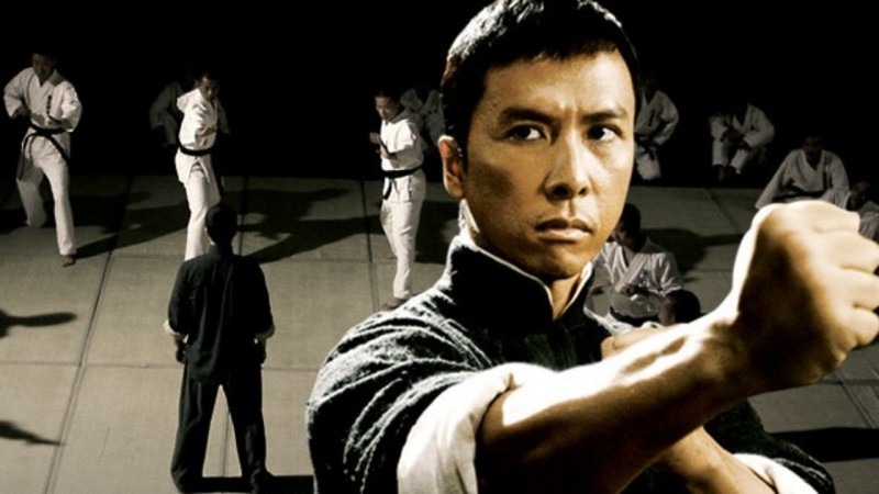 Donnie Yen ve filmu Ip Man / Yip Man