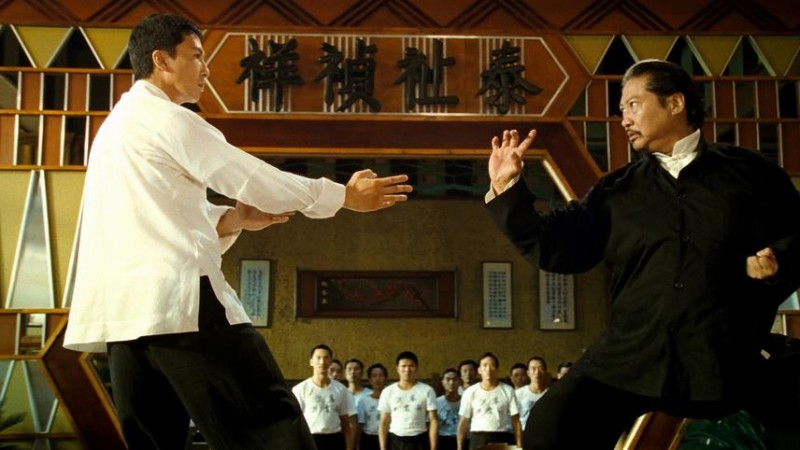 Donnie Yen, Sammo Hung ve filmu Ip Man 2 / Yip Man 2