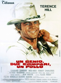 Un genio, due compari, un pollo - 1975