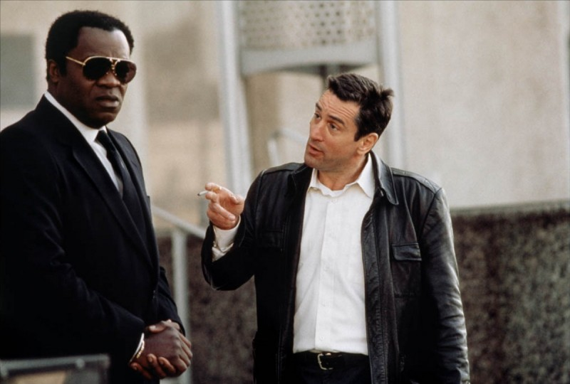 Robert De Niro, Yaphet Kotto ve filmu Půlnoční běh / Midnight Run