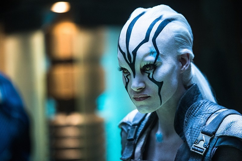 Sofia Boutella ve filmu Star Trek: Do neznáma / Star Trek Beyond