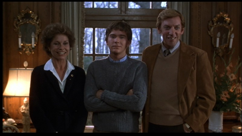 Donald Sutherland, Mary Tyler Moore, Timothy Hutton ve filmu Obyčejní lidé / Ordinary People