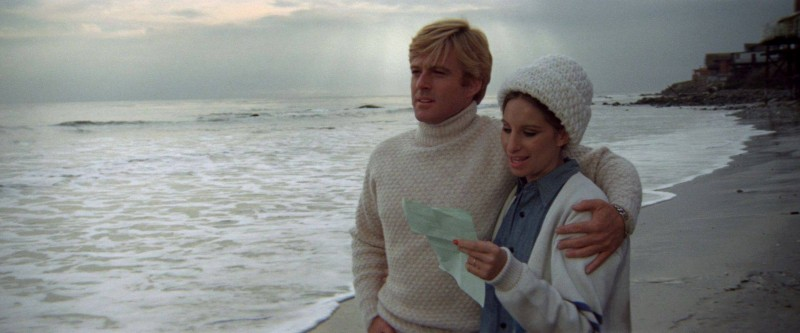 Barbra Streisand, Robert Redford ve filmu Takoví jsme byli / The Way We Were