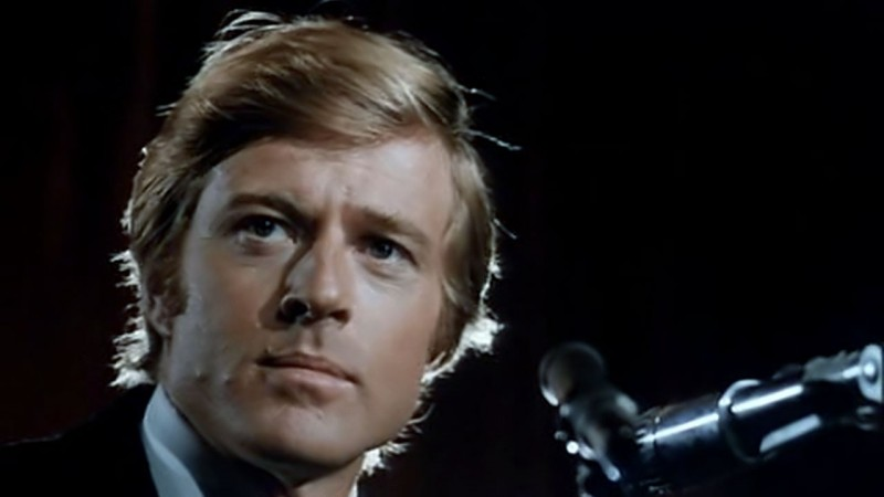 Robert Redford ve filmu Kandidát / The Candidate