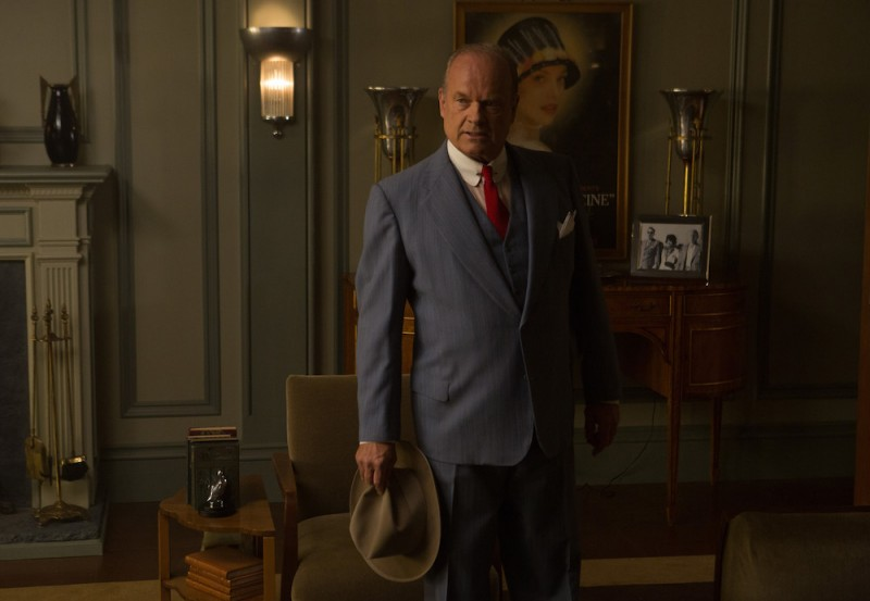 Kelsey Grammer ve filmu  / The Last Tycoon