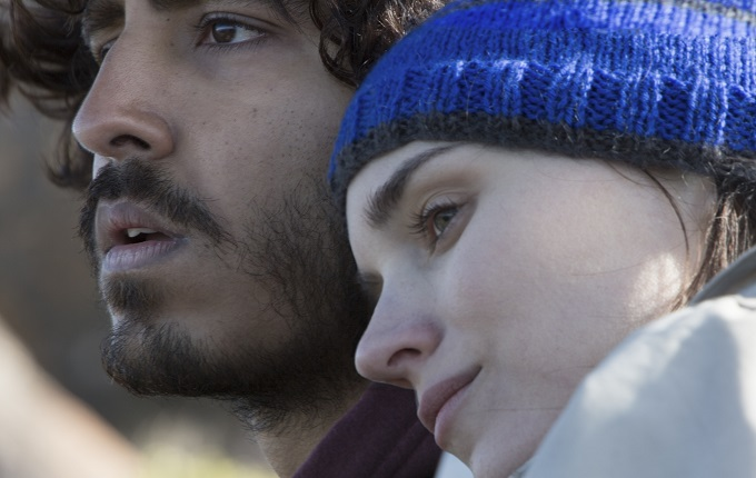 Dev Patel, Rooney Mara ve filmu  / Lion