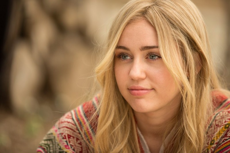 Miley Cyrus ve filmu  / Crisis in Six Scenes