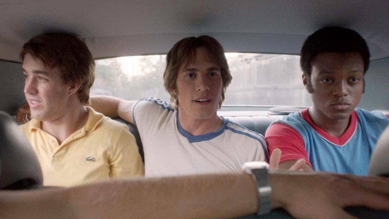 Blake Jenner ve filmu  / Everybody Wants Some!!