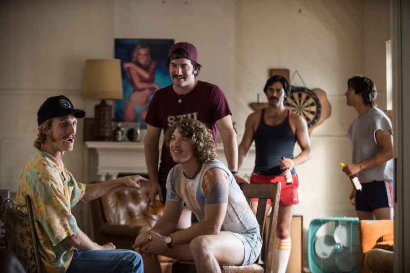 Fotografie z filmu  / Everybody Wants Some!!