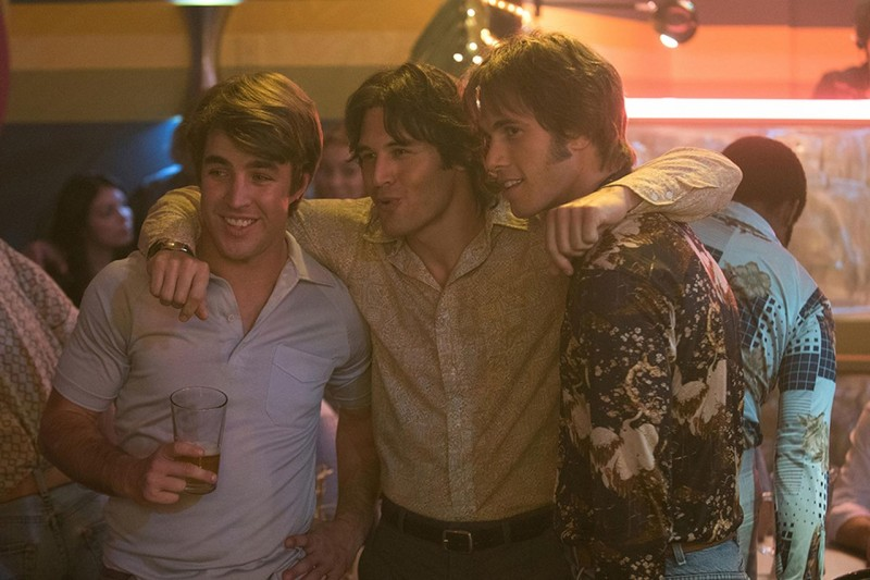 Temple Baker, Ryan Guzman, Blake Jenner ve filmu  / Everybody Wants Some!!