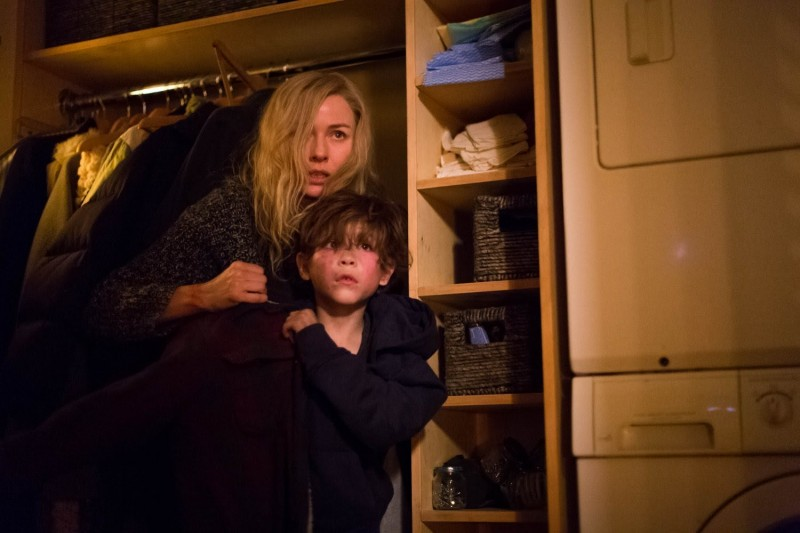 Naomi Watts, Jacob Tremblay ve filmu V pasti / Shut In