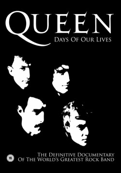 Plakát filmu Queen: These Are Days of Our Lives / Queen: Days of Our Lives