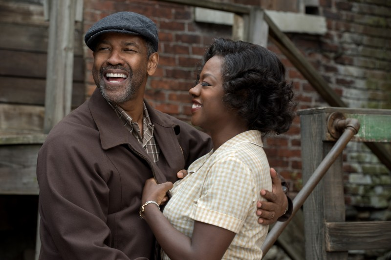 Viola Davis, Denzel Washington ve filmu  / Fences