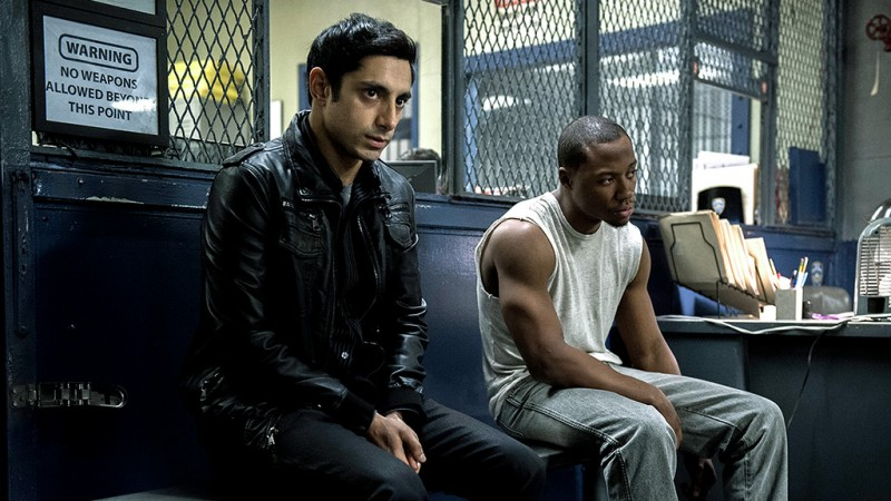 Riz Ahmed ve filmu Jedna noc / The Night Of