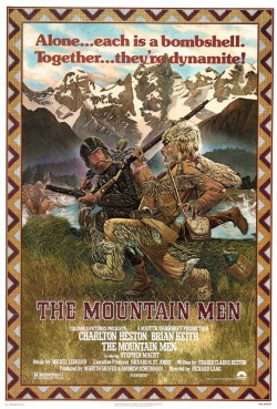 Plakát filmu Horalové / The Mountain Men
