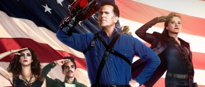 TV recenze: Ash vs Evil Dead II. - Home