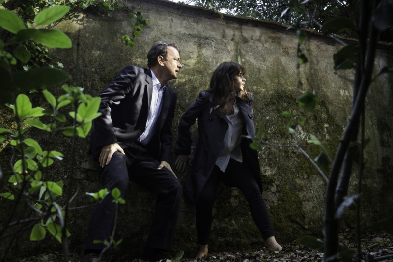 Tom Hanks, Felicity Jones ve filmu Inferno / Inferno