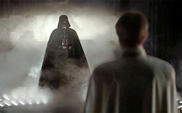 James Earl Jones, Ben Mendelsohn ve filmu Rogue One: Star Wars Story / Rogue One