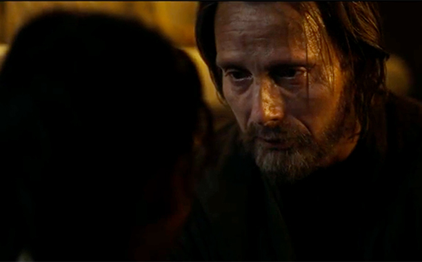 Mads Mikkelsen ve filmu Rogue One: Star Wars Story / Rogue One: A Star Wars Story