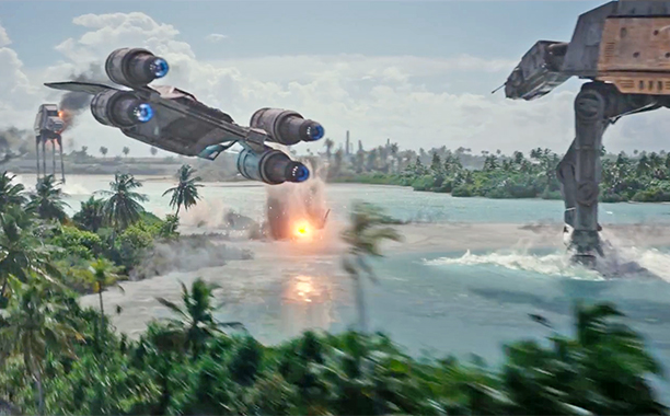 Fotografie z filmu Rogue One: Star Wars Story / Rogue One: A Star Wars Story