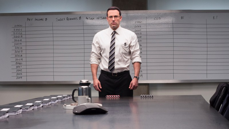 Ben Affleck ve filmu Zúčtování / The Accountant